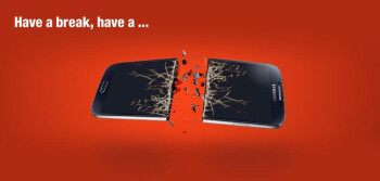 """Nokia tells Samsung to """"have a break"""""""