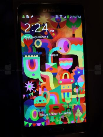 Samsung Galaxy Note 3 hands-on