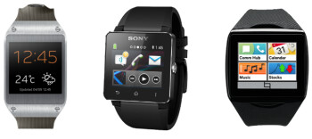 Smartwatch Showdown: Samsung Galaxy Gear vs Sony SmartWatch 2 vs Qualcomm Toq