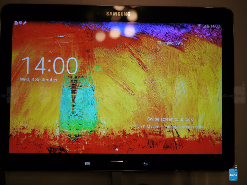 Samsung Galaxy Note 10.1 (2014 Edition) screenshots