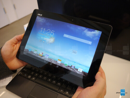 ASUS New Transformer Pad TF701T hands-on
