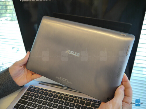 ASUS Transformer Book Trio hands-on