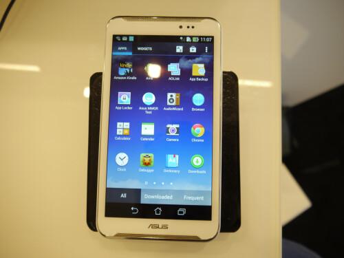 Asus FonePad 6 hands on