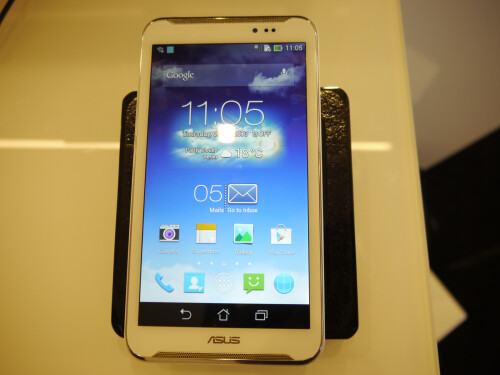 Asus FonePad 6 hands on