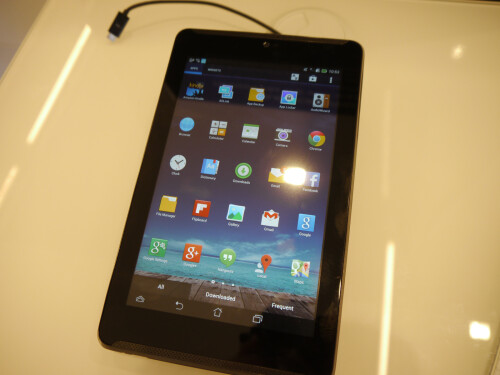 Asus FonePad 7 hands on