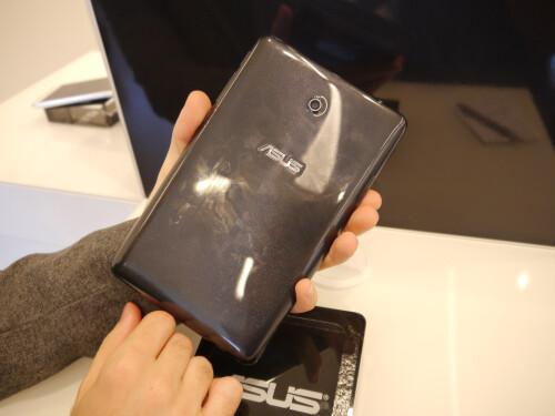 Asus FonePad 7 hands on