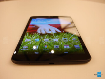 LG G Pad 8.3 Hands-on