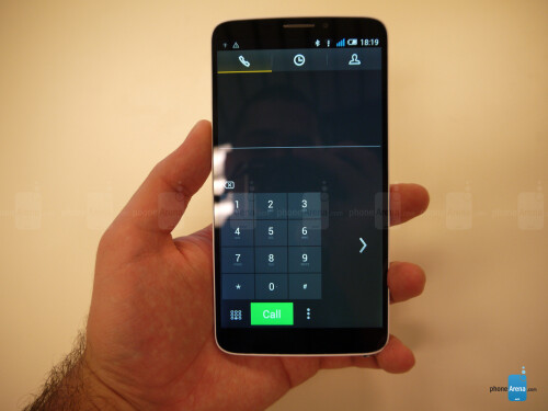 Alcatel One Touch Hero Hands-on