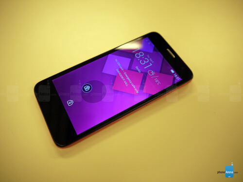 Alcatel One Touch Idol mini Hands-on