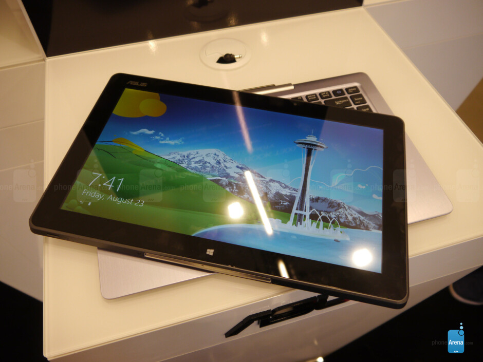 The Asus Transformer Book T300 - Asus Transformer Book T300 Hands-on