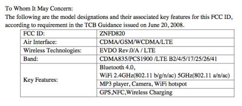 LG Nexus 5 visits the FCC?