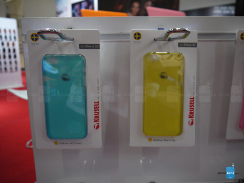 Cases for the iPhone 5C