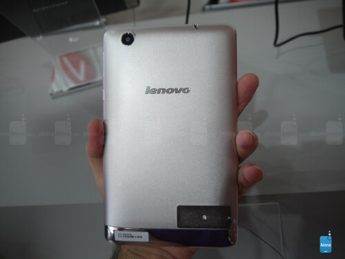 Lenovo S5000 Hands-on
