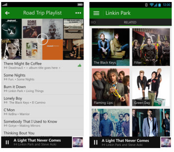 Xbox Music coming to Android and iOS