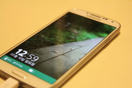 Samsung Galaxy S4 powered by Tizen 3.0