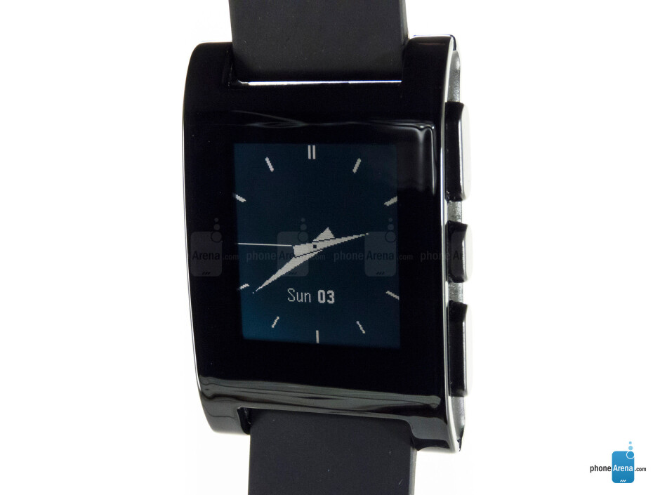 There are watch face designs that range from classic to crazy, and everywhere inbetween. - Pebble SmartWatch Redux