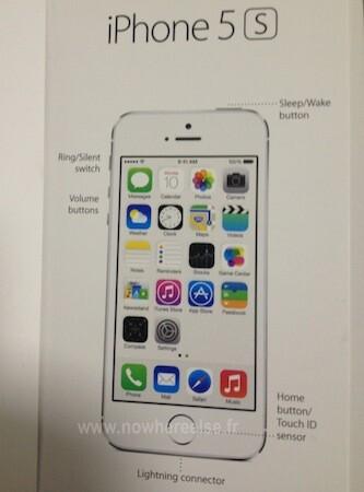 Iphone 5 s user guide manual
