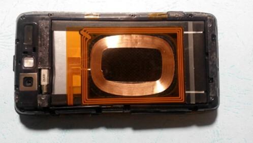 Photos of the Motorola DROID 5