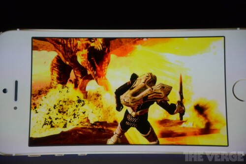 Epic Games announces Infinity Blade III, launching with the iPhone 5S
