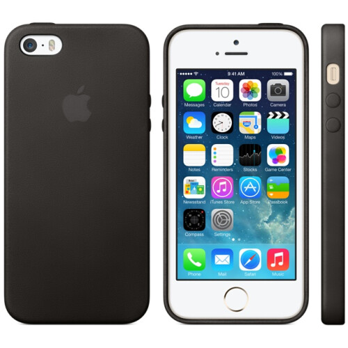 iPhone 5S leather case