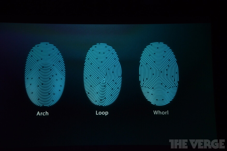 """Images courtesy of The Verge - """"Inside"""" the fingerprint sensor of the new iPhone 5S"""