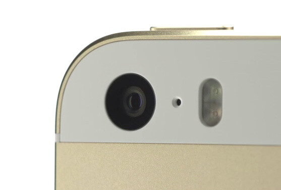 Apple iPhone 5S has arrived: first 64-bit chip in a phone and fingerprint sensor included