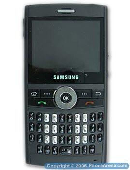 FCC blesses Samsung i607 3G Smartphone for Cingular