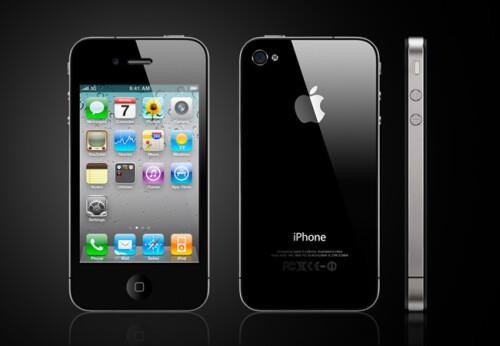 Apple iPhone 4 design