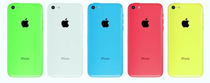 Apple iPhone 5C specs review