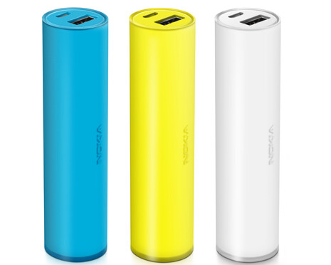 Nokia outs DC-19 portable charger and DT-601 wireless one.