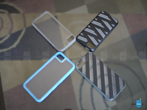 X-Doria Apple iPhone 5S case collection hands-on