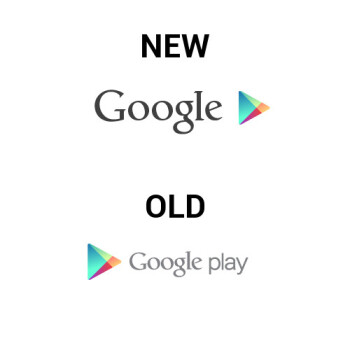Google rolls out new Google Play logo, pulls it back