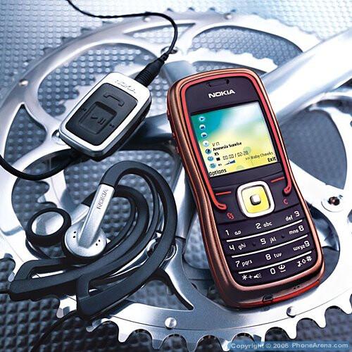 Тема Для Nokia 5500