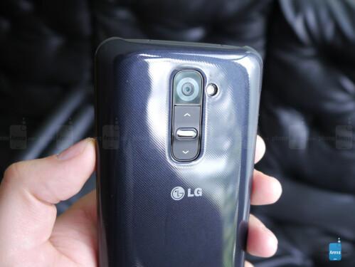 LG G2 SmartWindow Case