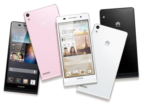 Huawei Ascend P6 ($430)