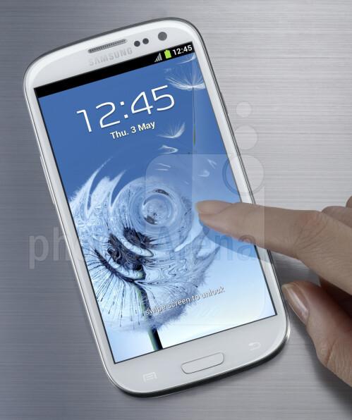 Samsung Galaxy S III ($410)
