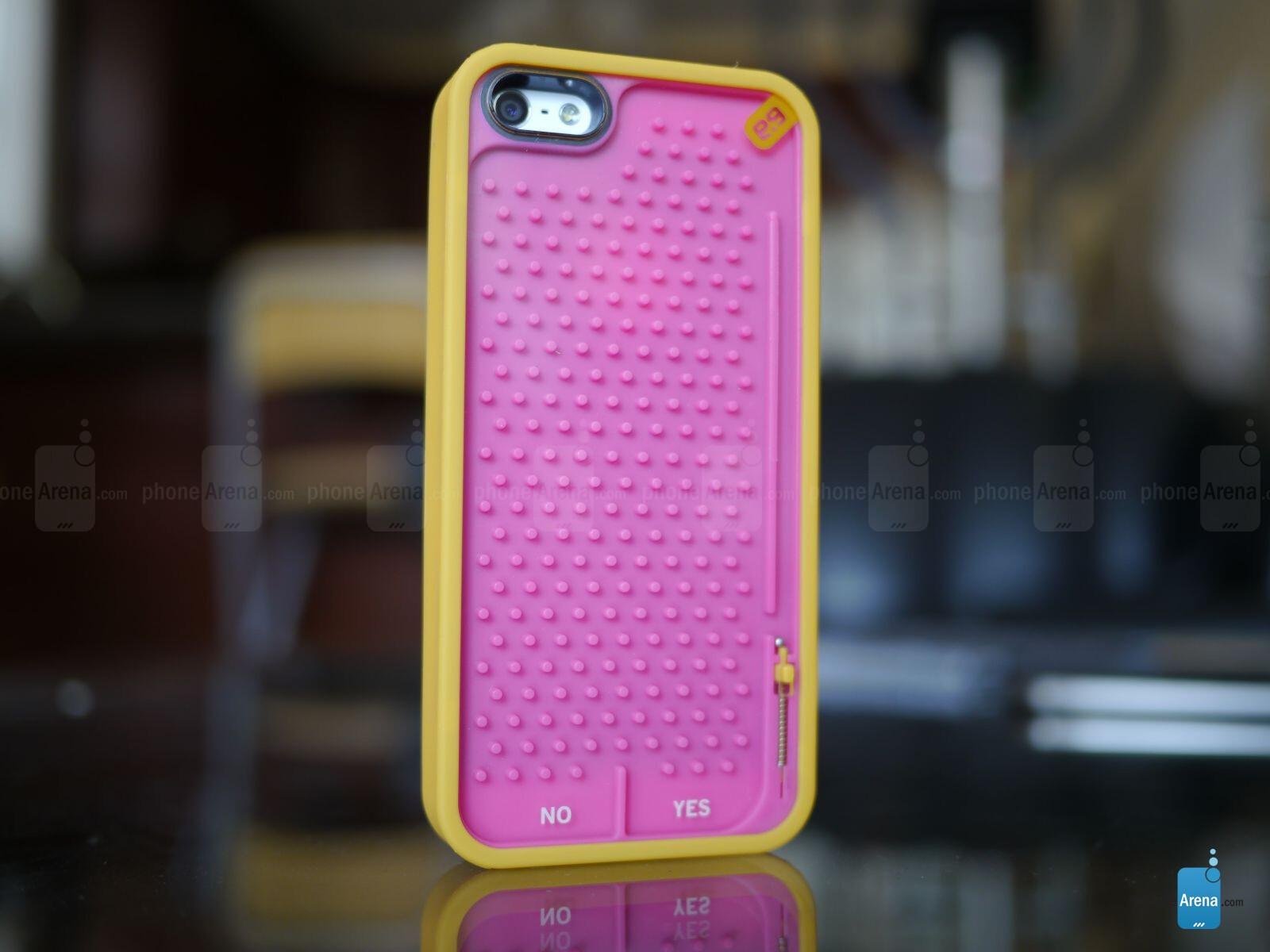 puregear apple iphone 5 5s retro game cases review phonearena