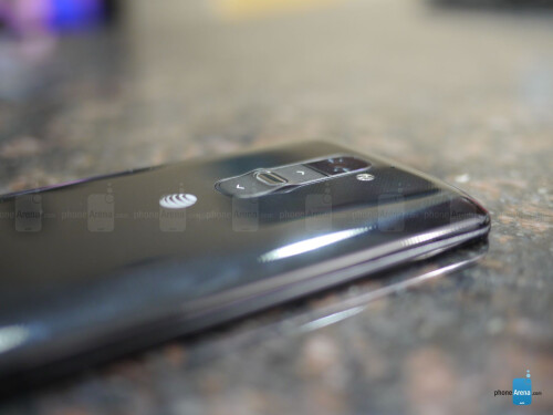 LG G2 for AT&T hands-on photos