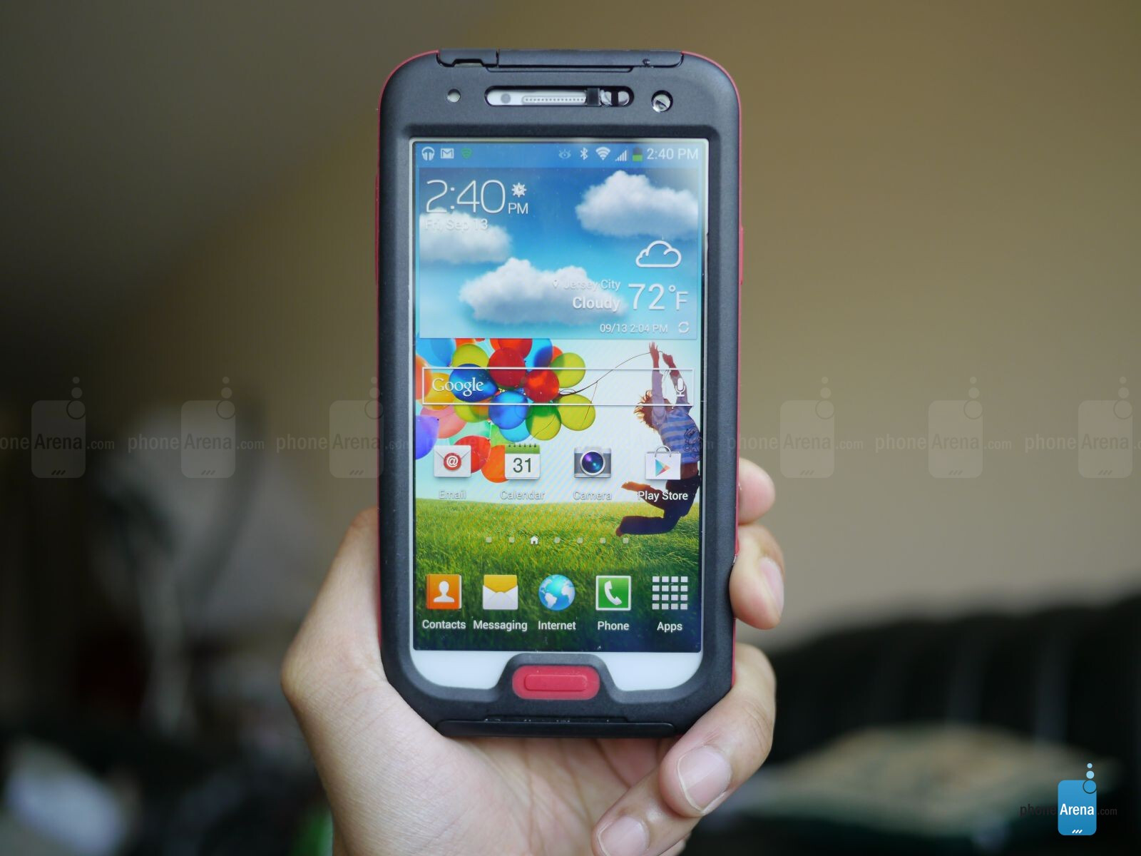 Seidio OBEX Waterproof Case for Samsung Galaxy S4 review ...