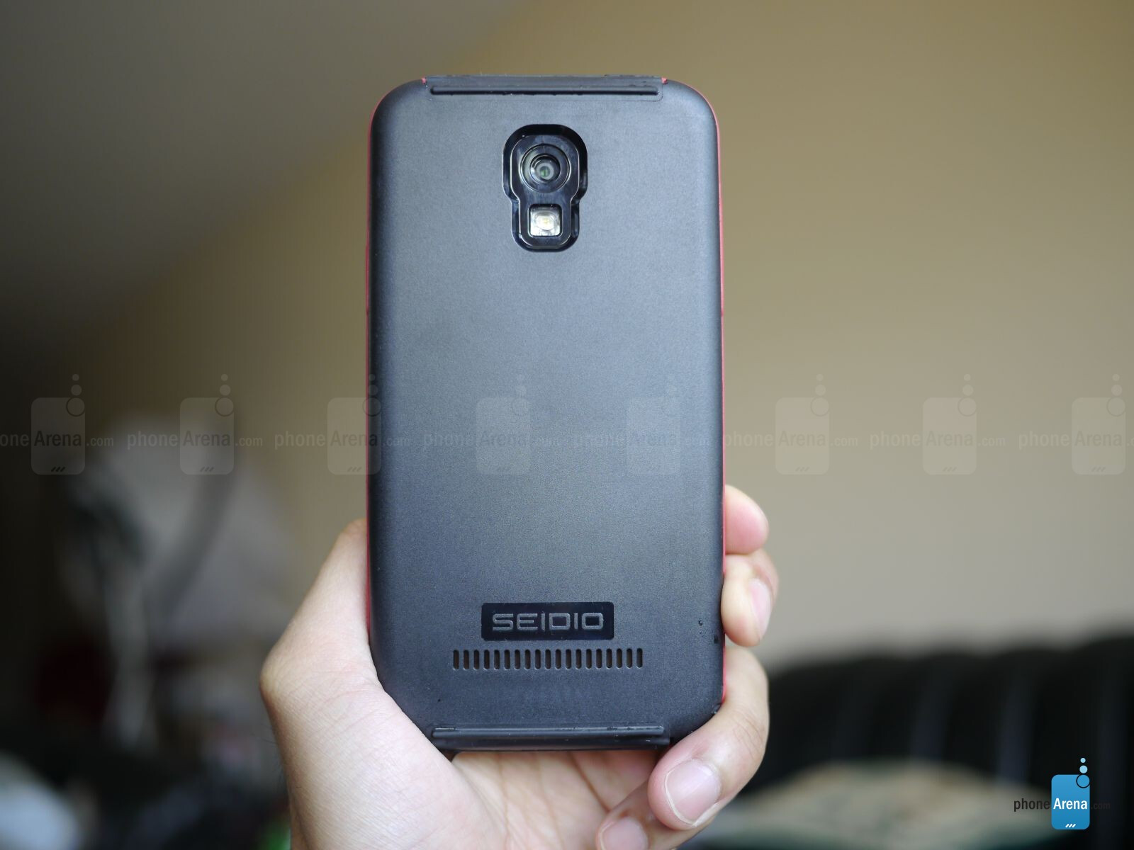 Seidio OBEX Waterproof Case for Samsung Galaxy S4 review : PhoneArena ...