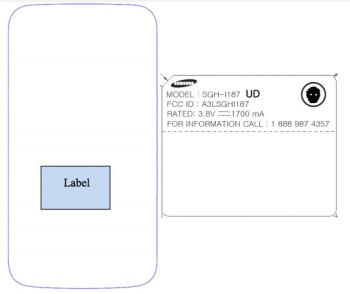 The unannounced Samsung SGH-i187 visited the FCC