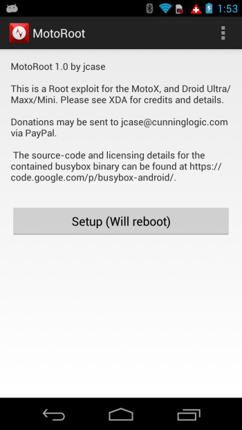 How to: Root your Verizon Motorola DROID MAXX, Ultra, and Mini