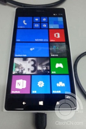 The Nokia Lumia 1520 gets certified in China
