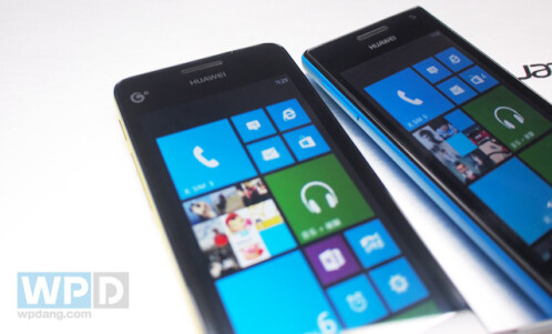 Images and info surface about Huawei's upcoming Windows Phone