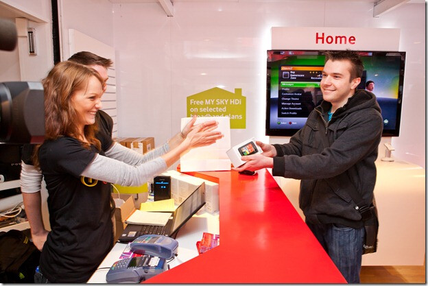 First Windows Phone 7 buyer in New Zealand on October 21st, 2011 - Windows Phone captured 15% of New Zealand's smartphone market in July