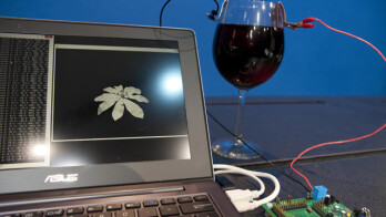 Intel demos mobile chip so frugal it can be powered by wine, still recognize you by the way you walk