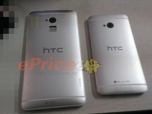 HTC One-like design