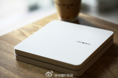 OPPO N1 and its packaging leak