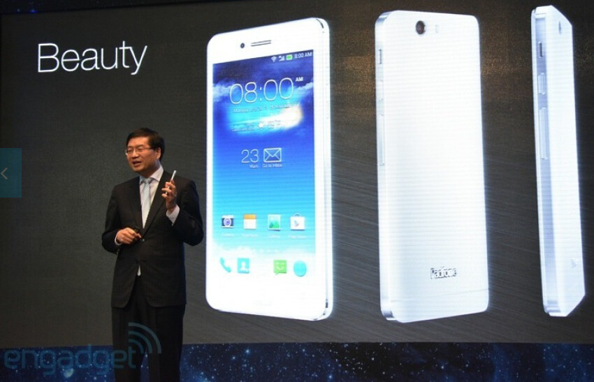 Asus unveils the new PadFone Infinity, with Snapdragon 800 ...