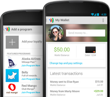 Google Wallet update moves away from NFC to loyalty and offers, now compatible with all Android devices